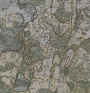 Karte 1735